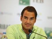 Thể thao - Federer đặc biệt đề cao Nadal ở Roland Garros