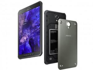 Thời trang Hi-tech - Đánh giá Galaxy Tab Active: Pin khủng, thiết kế bền bỉ