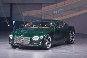 Ô tô - Xe máy - Soi mẫu Bentley EXP 10 Speed 6 mới