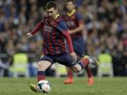 Ngôi sao bóng đá - Messi đầy ngẫu hứng với Panenka