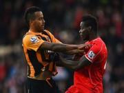 Bóng đá Ngoại hạng Anh - Hull City - Liverpool: Cách biệt mong manh