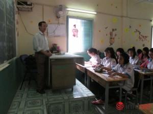 Giáo dục - du học - Kỳ thi THPT quốc gia: Hoàn tất việc đăng ký môn thi