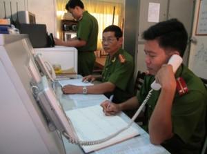 An ninh Xã hội - Cảnh sát 113 Vĩnh Long liên tục bị quấy rối