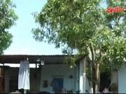 Video An ninh - Bình Phước: Nhiều nhà dân bị sập, tốc mái do lốc xoáy