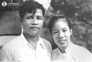 Tin tức Việt Nam - Chuyện tình cảm động của Đại tướng Nguyễn Chí Thanh