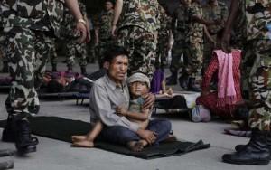 Nepal gồng mình hứng tiếp 498 dư chấn trong 72 giờ