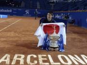 Tennis - Kei Nishikori: Phát súng cho Roland Garros