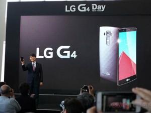 LG G4 trình làng: Vỏ bọc da, nhưng dùng chip Snapdragon 808