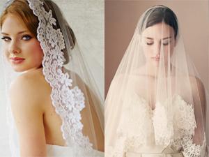 Cô dâu đẹp như nữ thần với 19 mẫu khăn voan diễm lệ