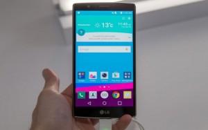 Tin tức công nghệ - Trên tay siêu phẩm LG G4 cạnh tranh Galaxy S6, iPhone 6