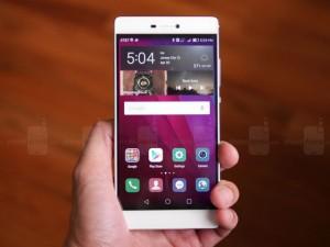 Điện thoại - Đập hộp smartphone Huawei P8 vỏ nhôm nguyên khối