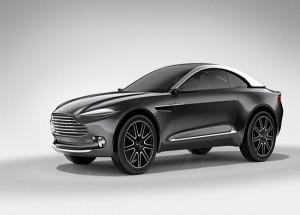 Ô tô - Xe máy - SUV DBX của Aston Martin sẽ dựa trên Mercedes - Benz GLC