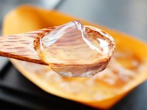 Ẩm thực - Clip làm Mochi trong veo như giọt nước