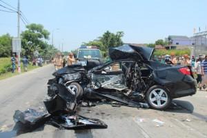 Tin tức trong ngày - 40 người chết vì tai nạn giao thông trong 2 ngày nghỉ lễ