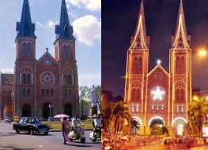 Tin tức trong ngày - Ảnh: Sài Gòn xưa và TP.HCM hôm nay
