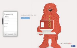 Sản phẩm mới - Những cách gửi dữ liệu cỡ lớn mà email bó tay