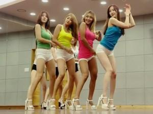 Ca nhạc - MTV - Những video tập luyện vũ đạo quyến rũ của mỹ nhân Kpop