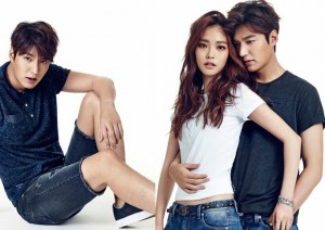 """Phim - Lee Min Ho chào hè cùng """"bóng hồng mới"""""""