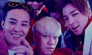 """Ca nhạc - MTV - Fan """"choáng"""" vì Big bang tung """"hàng"""" dồn dập"""