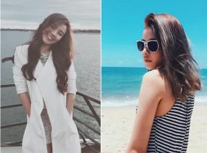 Bạn trẻ - Cuộc sống - Hot girl Việt háo hức vi vu những ngày nghỉ lễ