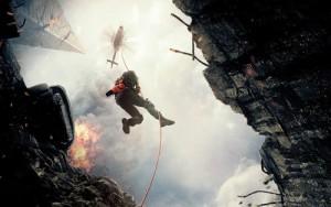 Phim mới - Phim về động đất của sao  Fast 7 ra mắt bất chấp dư luận