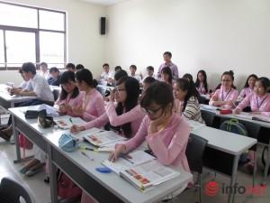 Giáo dục - du học - Nhiều trường công bố lợi thế ngoại ngữ trong mùa tuyển sinh 2015