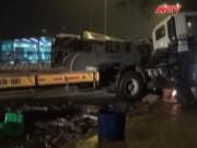 Video An ninh - Thượng úy CSGT tử nạn khi đang làm nhiệm vụ