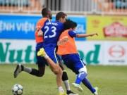 Bóng đá Việt Nam - Bầu Đức ra tay phá dớp công làm thủ phá cho HAGL