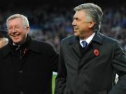 Ngôi sao bóng đá - Chicharito khen Ancelotti giống Sir Alex