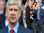 Bóng đá - Wenger chỉ trích Mourinho thiếu tôn trọng bề trên