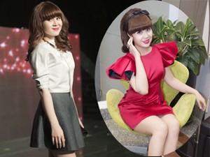 Lưu Thiên Hương và gu thời trang ngấp nghé tứ tuần