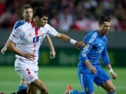 Bóng đá Tây Ban Nha - TRỰC TIẾP Sevilla - Real: Sức ép khủng khiếp (KT)