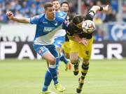 Bóng đá - Hoffenheim - Dortmund: Kẻ tám lạng, người nửa cân