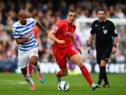 """Bóng đá Ngoại hạng Anh - Liverpool – QPR: """"Tội đồ"""" hóa """"người hùng"""""""