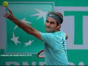 Thể thao - Federer – Schwartzman: Căng thẳng tột độ (BK Istanbul)