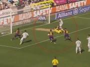 """Bóng đá Tây Ban Nha - Messi chơi đẹp sau khi """"cướp"""" bàn thắng của Neymar"""