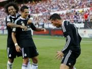 Video bóng đá hot - Lập hat-trick, Ronaldo số 1 ở Real, vượt Messi