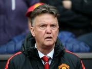 Bóng đá Ngoại hạng Anh - Lập kỷ lục buồn, Van Gaal đổ lỗi cho dứt điểm