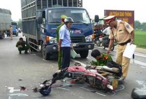 Tin tức trong ngày - Sắp hết nghỉ lễ, người chết vì tai nạn tăng đột biến