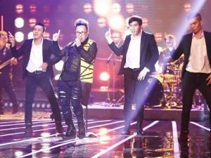 Ca nhạc - MTV - Trung Quân phải chia tay cuộc chơi Tuyệt đỉnh tranh tài