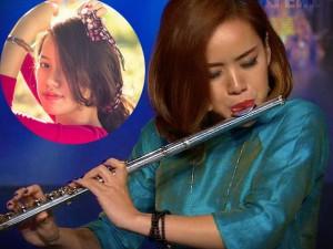 """Bạn trẻ - Cuộc sống - Cô gái Việt thổi sáo """"gây bão"""" ở Asia's Got Talent 2015"""