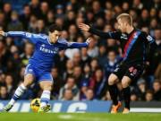 Bóng đá Ngoại hạng Anh - TRỰC TIẾP Chelsea - C.Palace: Chào mừng tân vương (KT)