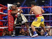 Thể thao - Pacquiao công hay, Mayweather thủ giỏi