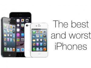 Điện thoại - Chấm điểm 10 mẫu iPhone tự cổ chí kim của Apple