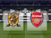 Bóng đá Ngoại hạng Anh - Hull City - Arsenal: Sức nhàn thắng sức mỏi
