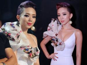 Ca nhạc - MTV - Tóc Tiên mặc gợi cảm dù không diễn The Remix