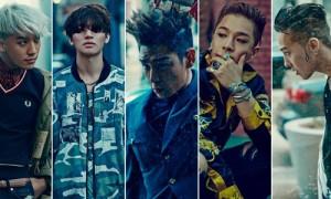 """Ca nhạc - MTV - Big Bang """"náo loạn"""" sân khấu trong buổi diễn tái xuất"""