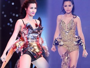 Thời trang - Nhìn lại thời trang diễn sexy của quán quân Đông Nhi