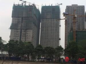 """Chung cư-Nhà đất-Bất động sản - Đua nhau """"thổi giá"""": BĐS lại... sắp chết"""