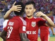 Bóng đá Việt Nam - Người trong cuộc nói về nghi vấn Công Vinh 'nhận vơ' bàn thắng